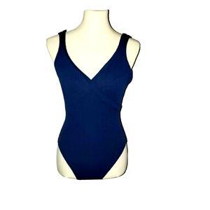 Lauren Ralph Lauren Navy One piece Swimsuit